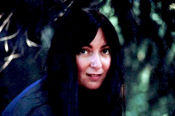 Johanna Kern na planie filmu Kraina Cieni: Legenda