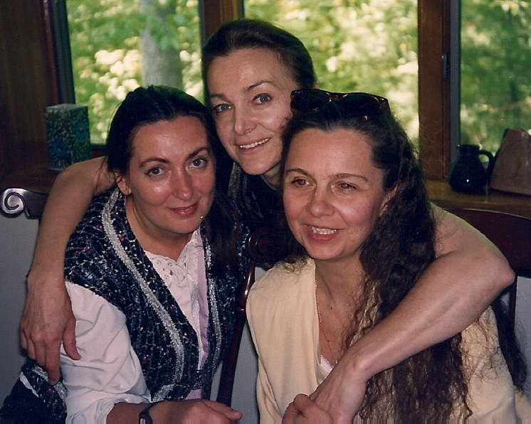 Johanna Kern i Irena Jarocka i Wanda Żukowska