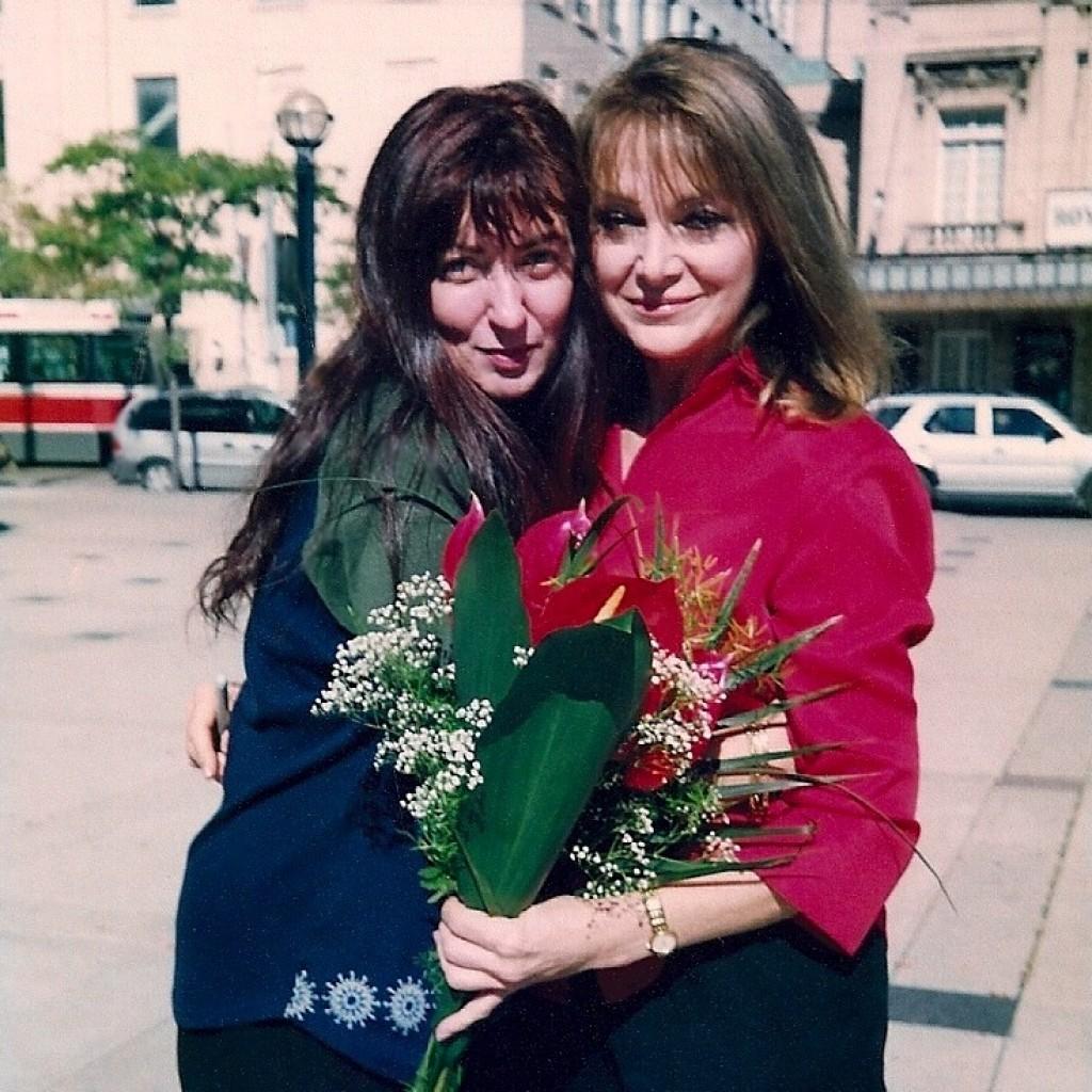 Johanna Kern i Irena Jarocka