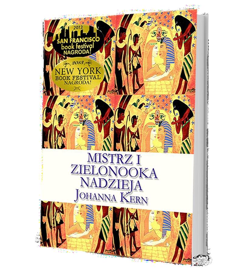"""""""Mistrz i Zielonooka Nadzieja"""" - panorama książki"""