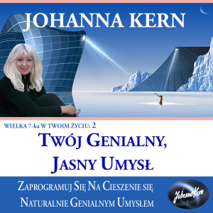 Johanna Kern twój genialny umysł