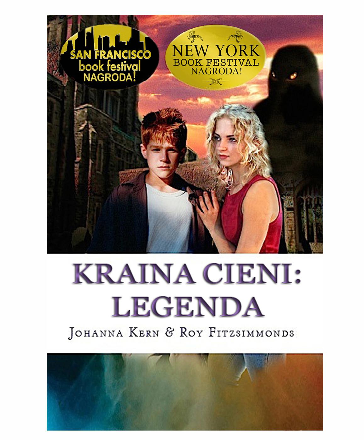 Kraina Cieni: Legenda_okladka