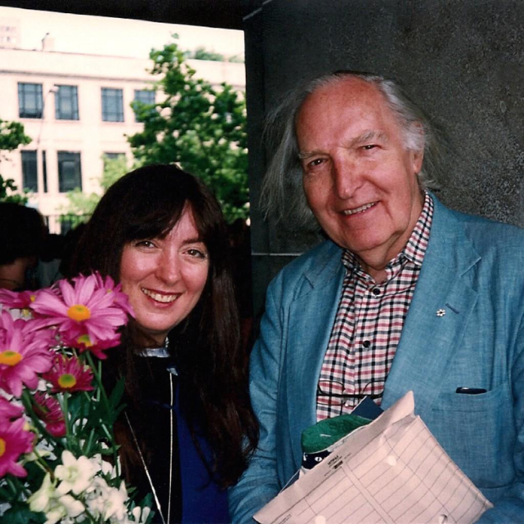 Johanna Kern i Gerald Pratley