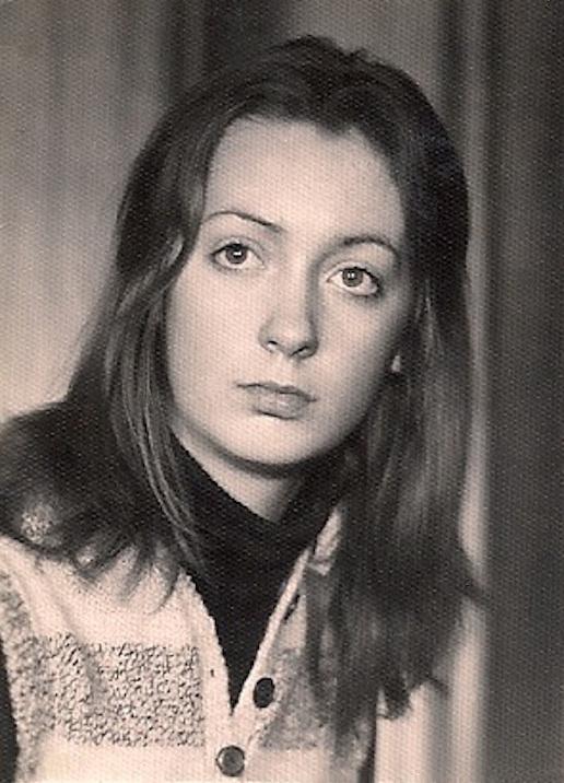 Johanna Kern  - z prywatnej kolekcji: czasy szkolne