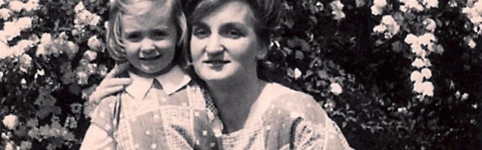 Johanna Kern  - z prywatnej kolekcji: dzieciństwo