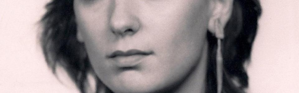 Johanna Kern  - z prywatnej kolekcji: pierwsze zdjęcie do paszportu