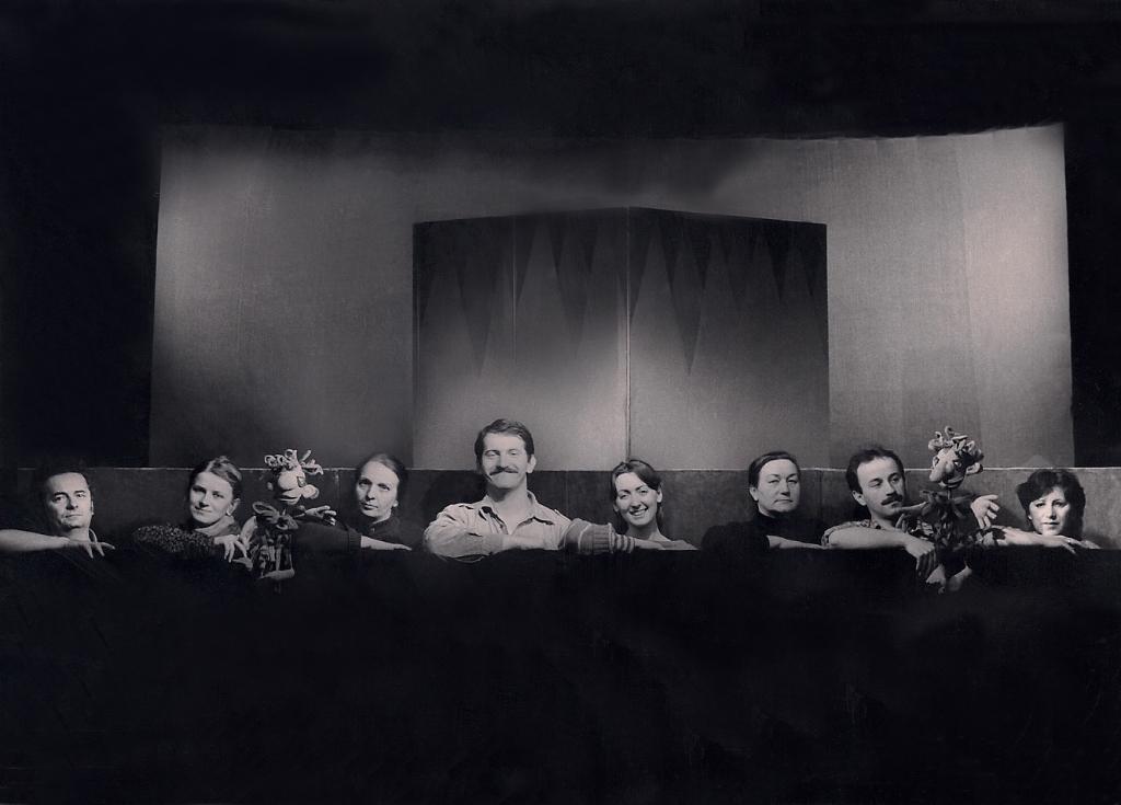 Johanna Kern  - z prywatnej kolekcji: z czasów teatralnych