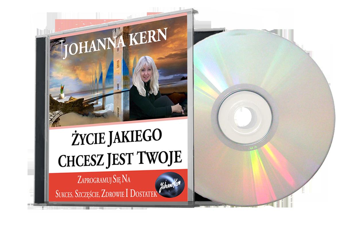 Zycie Jakiego chcesz_CD with cover TRANSPARENT