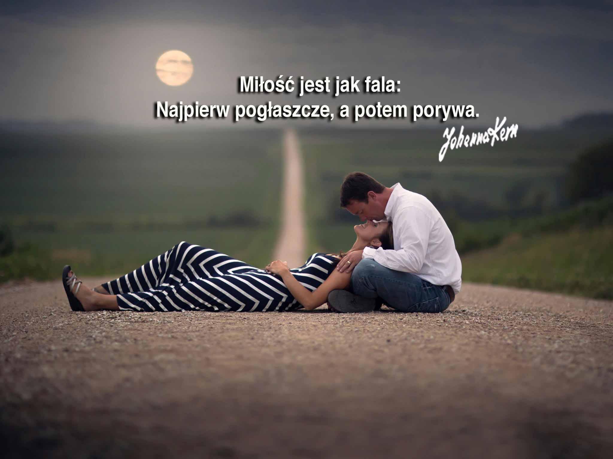 Miłość jest jak fala
