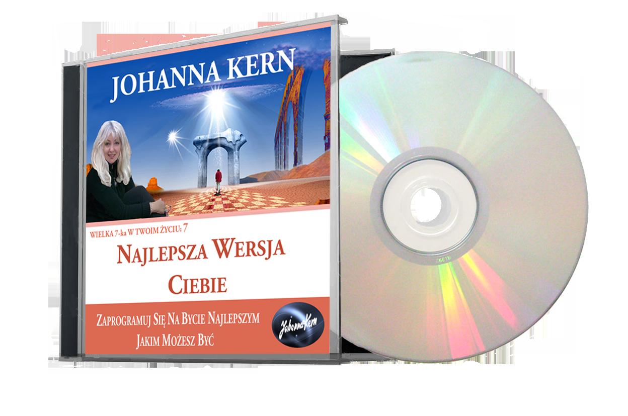 Twoja najlepsza wersja_CD with cover TRANSPARENT