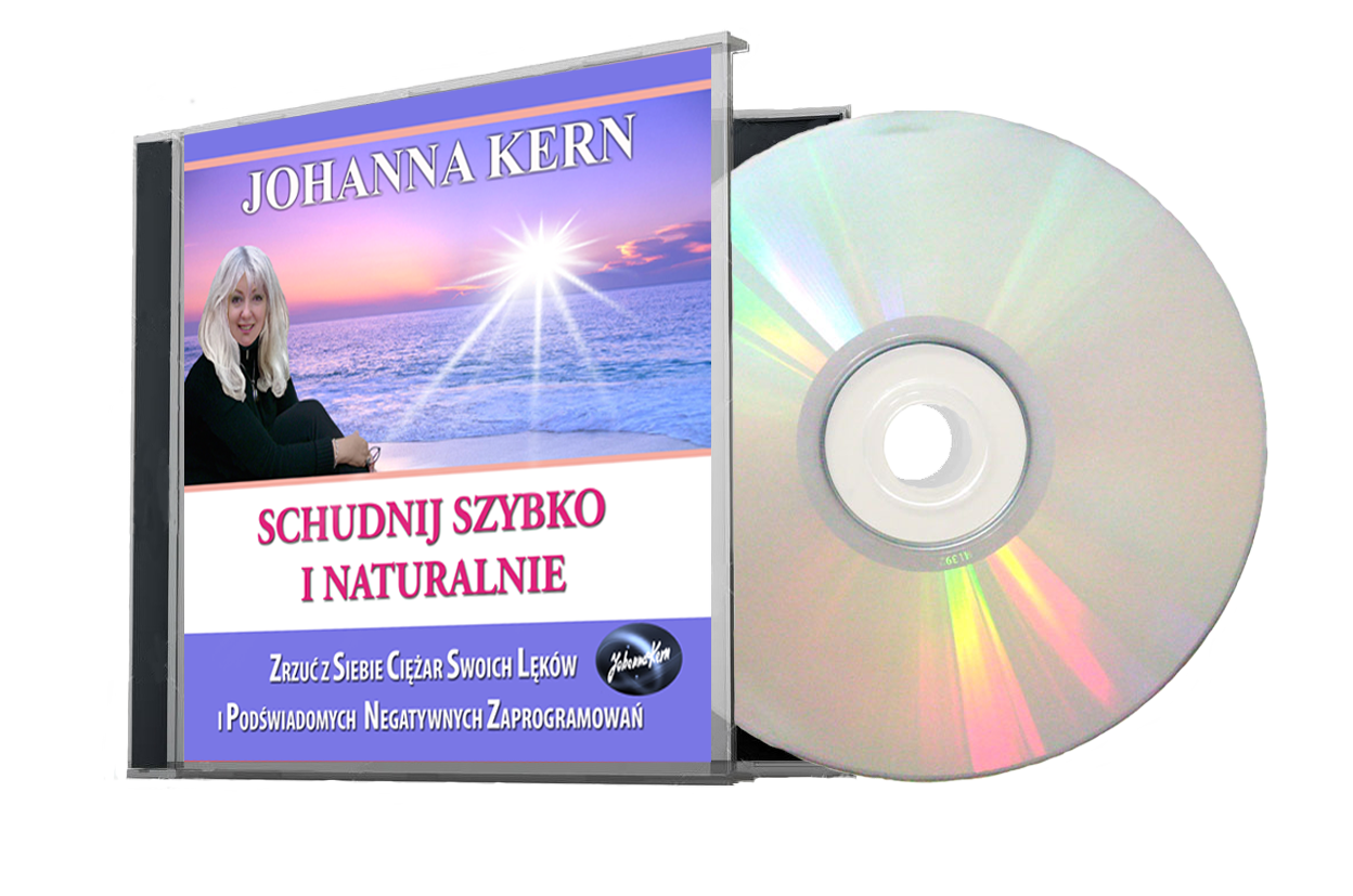 Schudnij szybko_CD with cover TRANSPARENT
