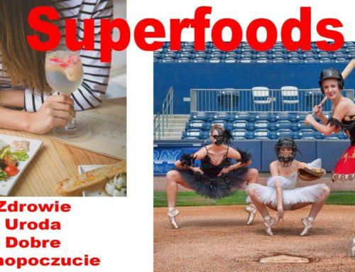 Potęga surowych superfoods – artykuł Johanny Kern w amerykańskim magazynie The Edge