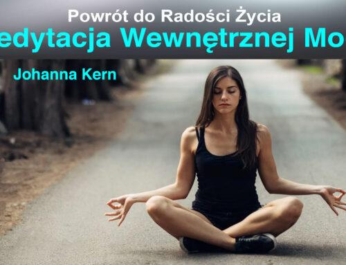 Medytacja Wewnętrznej Mocy – artykuł Johanny Kern w amerykańskim OMTimes Magazine