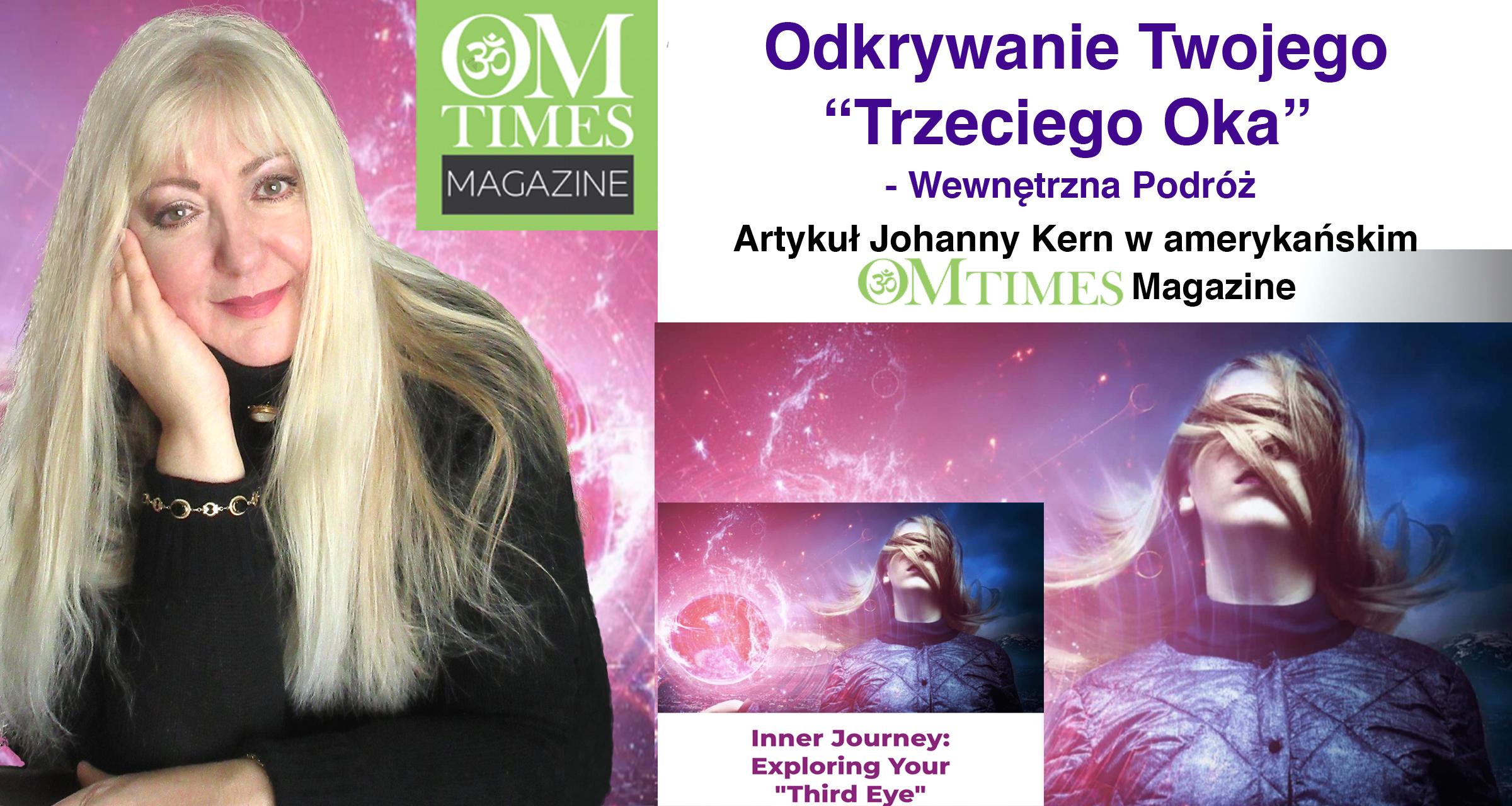 Odkrywanie Twojego Trzeciego Oka - Johanna Kern
